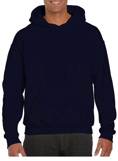 12500 DryBlend Adult Hooded Sweatshirt