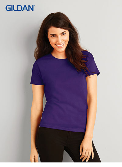 2000L Ladies Ultra Cotton Adult T Shirt