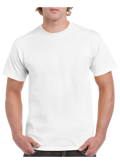 2000 Ultra Cotton Adult T Shirt - White