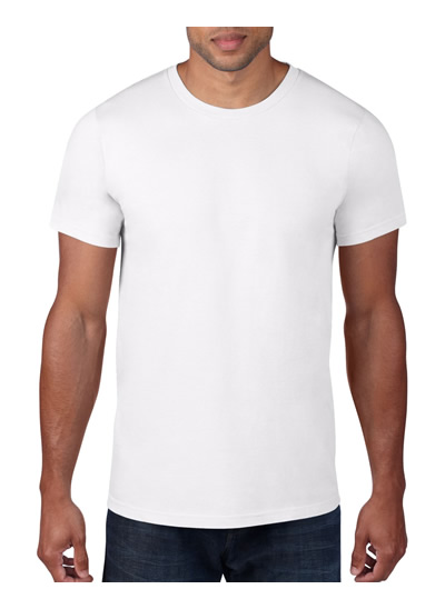 980 Adult Lightweight Tee - White