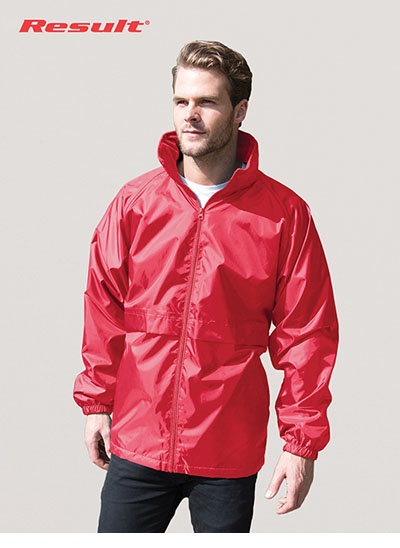 R203X Core Micro Fleece Lined Jacket