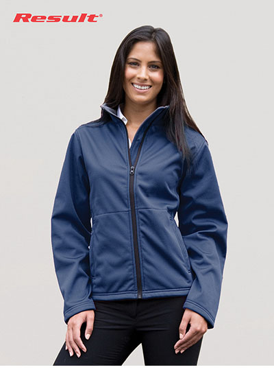 R209F Ladies Soft Shell Jacket