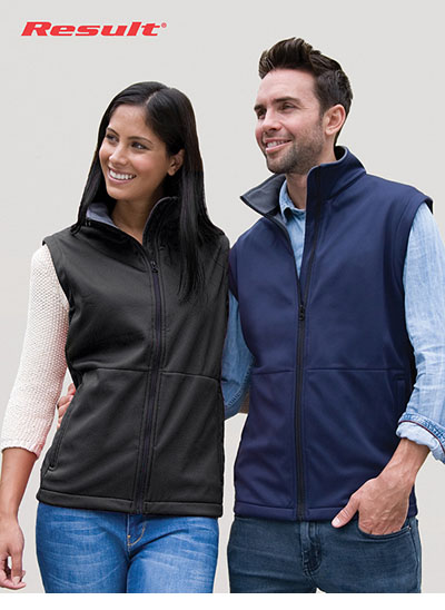 R214X Soft Shell Bodywarmer